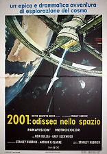 Original Movie Poster 100x140 2001: A Space Odyssey
