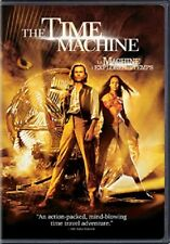 The Time Machine (jeremy Irons Guy Pearce) DVD Region 1