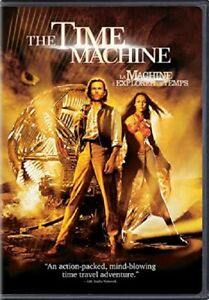The Time Machine (Jeremy Irons, Guy Pearce) New DVD Region 1