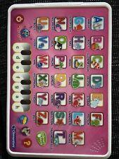 Clementoni Lerntablet Lernspielzeug Kinder 12 Monate Rosa Buchstaben Zahlen...