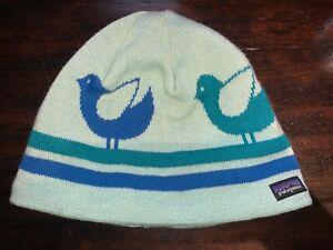 NWOT Patagonia beanie hat