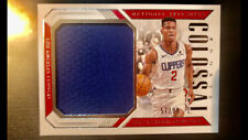2018/19 Shai Gilgeous-Alexander National Treasures Colossal Rookie Jersey #/99