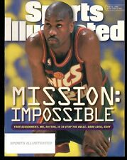 Sports Illustrated 1996 Seattle SuperSonics Gary Payton Subscription Issue NR/M