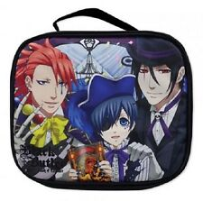 *NEW* Black Butler: Joker Ciel & Sebastian Lunch Bag by GE Animation