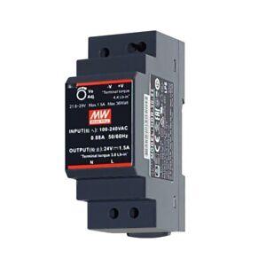 24VDC 1500mA Gleichspannungs Transformator PS30 Videosprechanlagen Klingelanlage