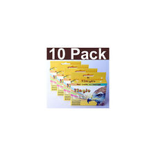 10 INK for BROTHER MFC 240C 440CN 3360C 5460CN LC51