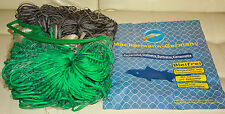 Stellnetz,Fischnetz,Spiegelnetz,3 Wandig,Finland Netz.1,8x60 m,40 mm Top Preis!!