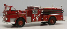 CORGI US Heroes Under Fire Seagrave K Open Cab Pumper Kansas City MO US50807