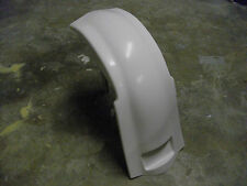 Harley davidson fiberglass stretched rear replacement fender