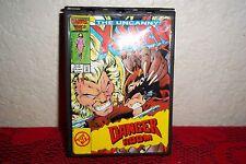 X-Men The Uncanny Danger Room Marvel 25th Anniversary Comic Toy Biz Playset Box