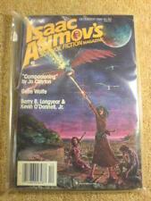 ASIMOV'S (SCI-FI) - JO CLAYTON Dec 1980 (BNIP)