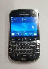 BlackBerry Bold 9900 - Black (AT&T locked) Smartphone - Used