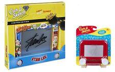 Etch A Sketch Stan Lee Limited-Edition w/ Bonus Pocket Etch A Sketch - NIP