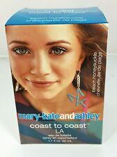 COAST TO COAST LA BEACH HONEYSUCKLE Mary Kate & Ashley 1.7 oz Perfume EDT NIB
