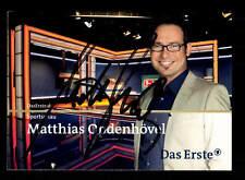 Matthias Opdenhövel Autogrammkarte Original Signiert # BC 91137