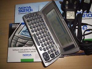 NOKIA 9210i COMMUNICATOR,Unlocked,'BRAND NEW'+OriginalBox+OriginalAccessories