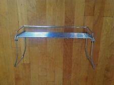 Stainless Steel Wire Kitchen Rack Shelf Organizer Sink Dish Plant Holder 16 X 8