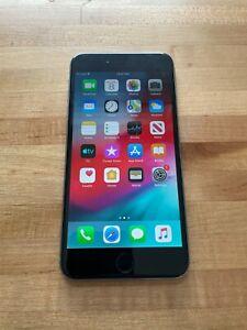 Apple iPhone 6 Plus - 16GB - Space Gray (Unlocked) A1522 (CDMA + GSM) MGCK2LL/A