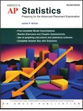 AP Statistics : Preparing for the Advanced Placement Exam by James F. Bohan...