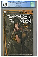 Future State Immortal Wonder Woman #1 CGC 9.8 Bulletproof Comics A Puppeteer Lee