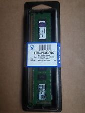 Brand New Kingston 4GB KTH-PL313E/4GB  PC3-10600E Memory Ram