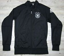 ADIDAS deutschland DFB germany track jacket S small black