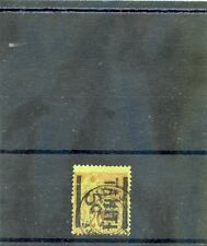 TAHITI Sc 2c(YT 4)FINE USED, 1884 5c/20c, READS DOWN, 19NOV84 CDS, h/s SCHL,$500