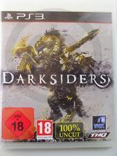 !!! PLAYSTATION PS3 SPIEL Darksiders USK18, gebraucht aber GUT !!!