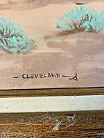 Native American Original Art Artist Cleveland