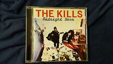 THE KILLS - MIDNIGHT BOOM. CD