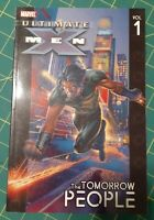 MARVEL ULTIMATE X MEN Graphic Novel Vol 1 THE TOMORROW PEOPLE