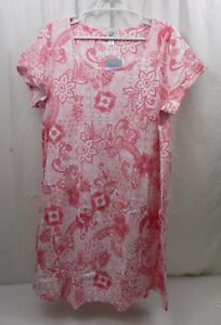 Women's Miss Elaine Plus Size Sleepshirt 2X