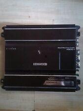 kenwood amplifier class d