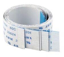 5pc 20 cm 24 Pin 0.5 mm Gradiente AWM 20624 80 C 60 V VW-1 Flex cinta Cable Ffc Fpc