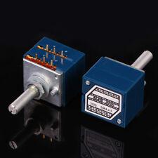 New ORIGINAL ALPS RK27 27 Type Dual 20K Potentiometer Round Handle