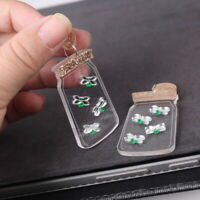 Fashion Women Bottle Earring Acrylic Resin Drop Dangle Stud Earrings Jewelry