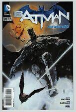 Batman 20 New 52 1st print Alex Maleev variant cover Scott Synder FN+/VF- 2013