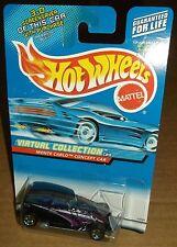Hot Wheels 2000 #164 Virtual Collection 3D Screensaver Cars Phaeton CARD ERROR
