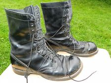 """Corcoran 10"""" Jump Boots # 1500 / US Men size: 10 1/2 D / Pre-owned / Made in USA"""