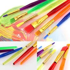 Colorful Kids Paint Brush Set Artist Drawing Watercolour Brushes Paintbrush Hot