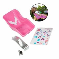 Ride Along Dolly Doll Bicycle Seat- The Original Bike Attachment for American...