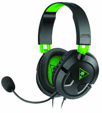 Turtle Beach Ear Force Recon 50X Headband Headsets for Multi-Platform - Black/Green