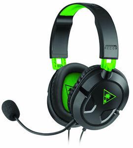 Turtle Beach Ear Force Recon 50X Headband Headsets for Multi-Platform -...