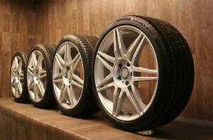 AMG Design Sommerräder W204 C63 W207 W176 A45 CLA45 117 SLK W172 W212 235 35 19