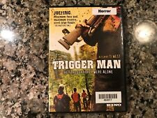 Trigger Man Dvd! 2007 Thriller! Also See The Roost & The House Of The Devil