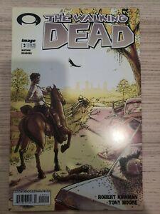 The Walking Dead #2 NM Lori Glenn Carl 1st Appearances! 1st print