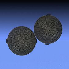 2 Aktivkohlefilter Filter für Dunstabzug BOSCH DKE635A03 , DKE635A04 , DKE635A05