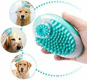 spazzola per cani spazzole e pettini spazzola per gatti lavare e massaggiare