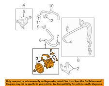 SUBARU OEM 10-14 Legacy-Power Steering Pump 34430AJ021