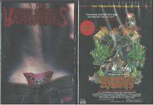 REDNECK HORROR: Inbred Redneck Vampires+ Redneck Zombies+NEW 2 DVD